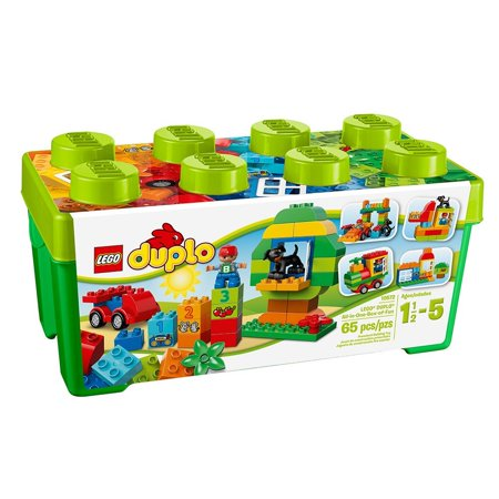 LEGO DUPLO All-in-One-Box-of-Fun 10572 Creative Play and Educational