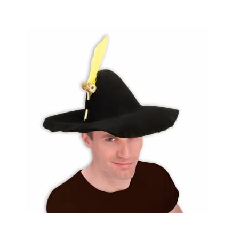 HAT-HILLBILLY FELT (Hillbilly Accessories)