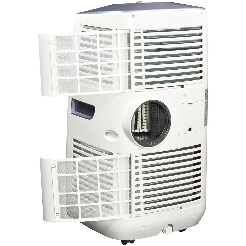 NewAir AC 14100H 14,000 BTU Room Portable Air Conditioner With Supplemental  14,000 BTU Heater   Walmart.com