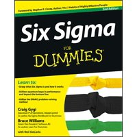 For Dummies: Six SIGMA for Dummies (Paperback)