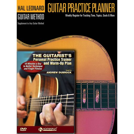 Homespun Guitar Practice Pack Homespun Tapes Series Softcover with DVD Written by Andrew