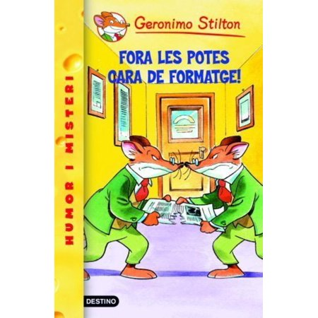 9- Fora les potes cara de formatge! - eBook](Caras De Calabazas Halloween)