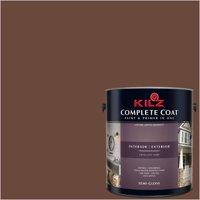 Ancient Spice, KILZ COMPLETE COAT Interior/Exterior Paint & Primer in One, #LM170
