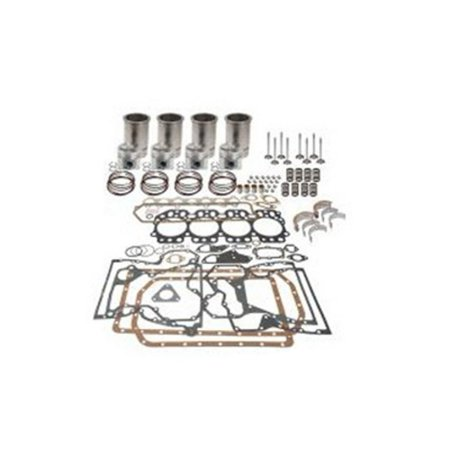 OK125 New STD Major Engine Overhaul Kit Made for Allis Chalmers Tractor - Garden Tractor Engine