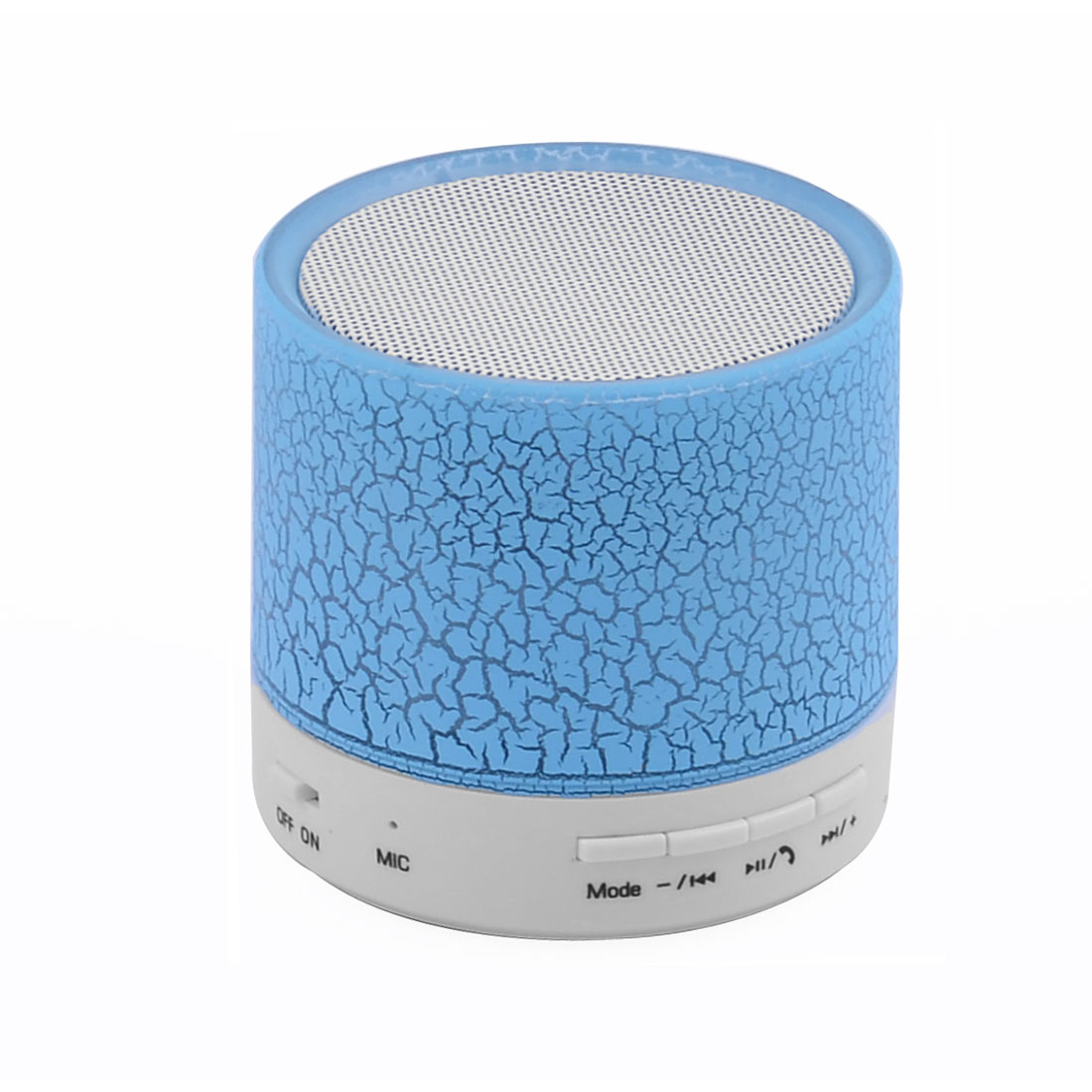 Unique Bargains Laptop    Support Micro SD Card Stereo Speaker Blue