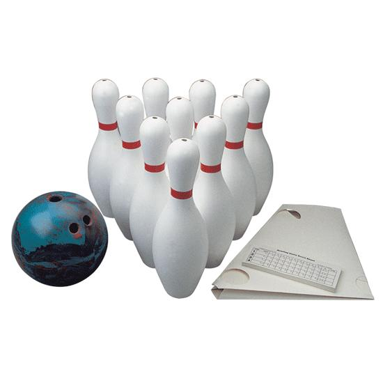 Coast Athletic Weighted Ten Pin Bowling Set