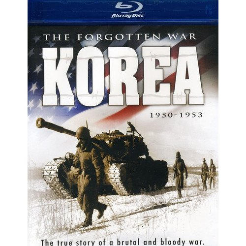 Korea: The Forgotten War 1950-1953 (Blu-ray)