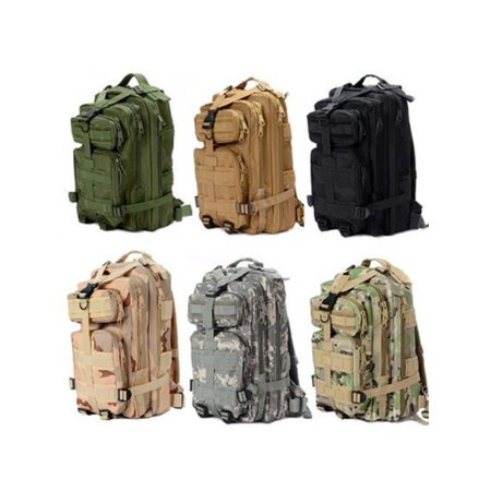 Sports Pack Kit (1000D Nylon 8 Colors 30L Waterproof Outdoor Military Rucksacks Tactical Hydration Packs Backpack Sports Camping Hiking Trekking Fishing Hunting)
