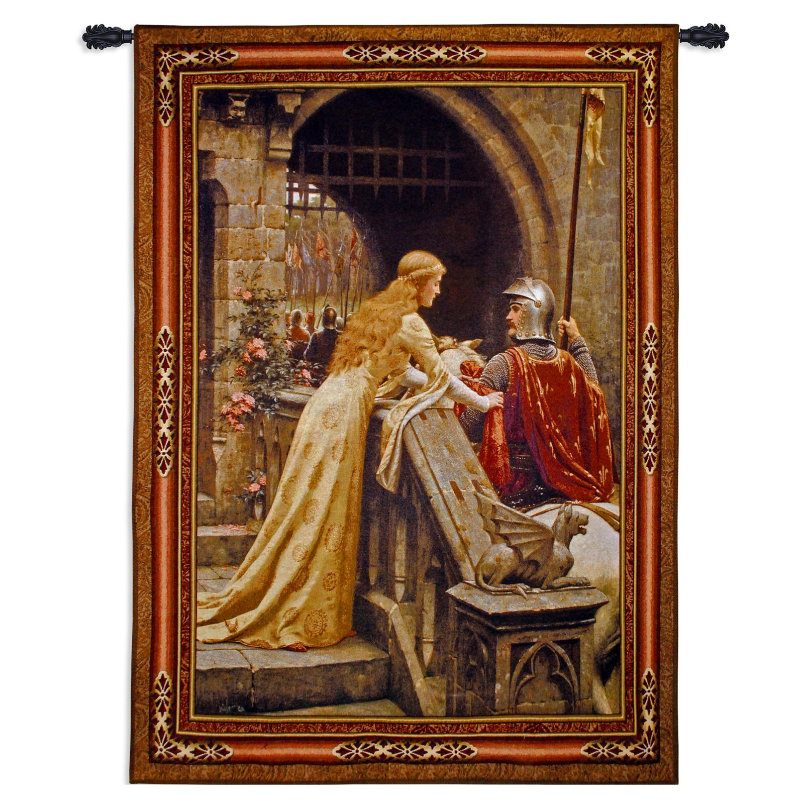 Fine Art Tapestries Godspeed Wall Tapestry by Supplier Generic