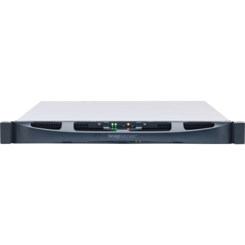 Overland SnapServer XSR 40 NAS Server Intel Dual-core (2 Core) 1.80 GHz 4 x Total Bays 16 TB HDD 2 GB RAM DDR3 SDRAM... by Overland Storage