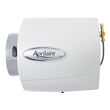 Aprilaire 500 Humidifier - aprilaire 500 humidifier, 24v whole house humidifier w/ auto digital control bypass damper .5 gallons/ hour