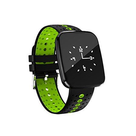 Bluetooth Smart Watch HD Large Screen Display 15 Days Standby Sports Watch with Weather Forecast JU-V6 - image 3 of 5