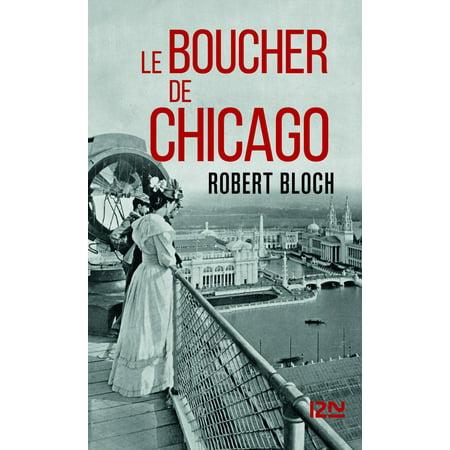 - Le Boucher de Chicago - eBook