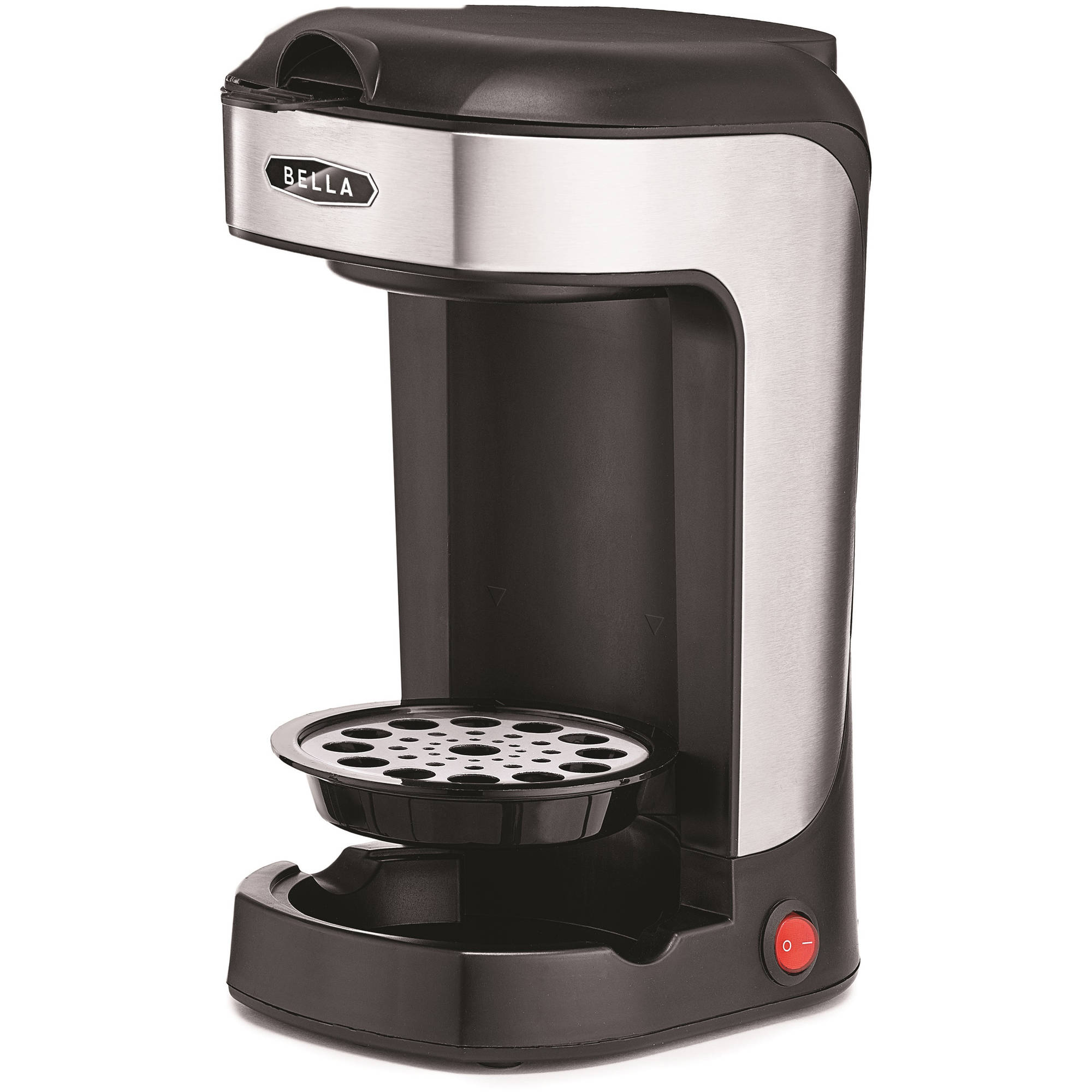 BELLA Single Scoop Coffee Maker, Black by Sensio