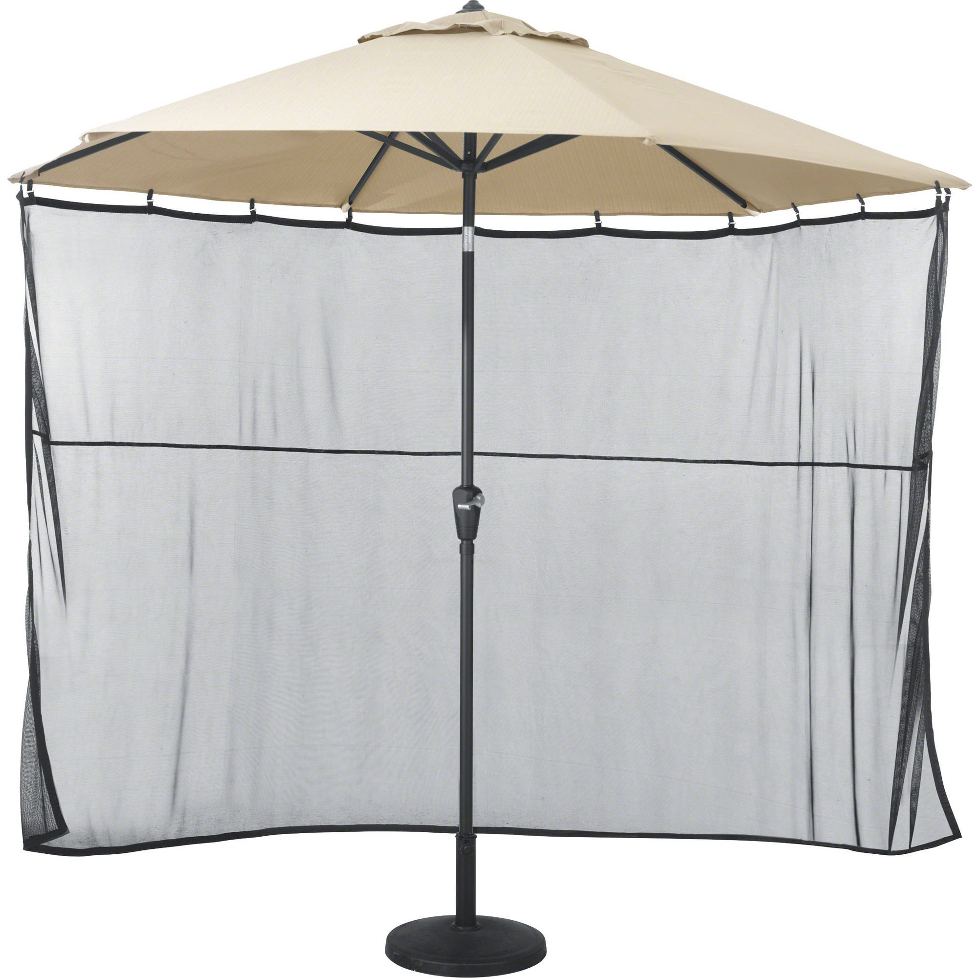Classic Accessories Umbrella Sunshade Screen