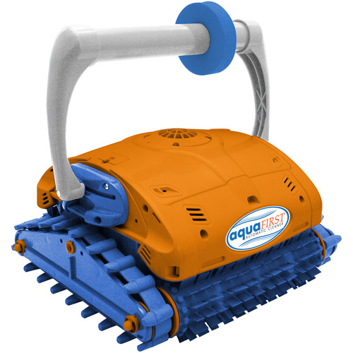 Blue Wave Aquafirst Premium Robotic Wall Climber Cleaner for In-Ground Pools