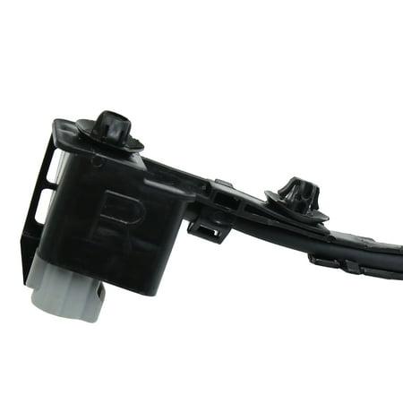 Front Right ABS Wheel Speed Sensor for Mazda GJ6A4370XB GJ6A4370XA GJ6A4370XC - image 4 de 6