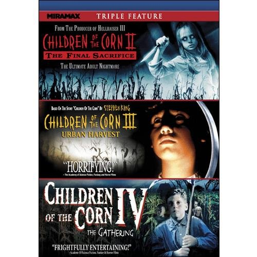 Children Of The Corn Triple Feature: Children Of The Corn II - IV