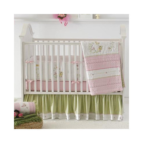 Whistle and Wink Fairyland 3 Piece Crib Bedding Set