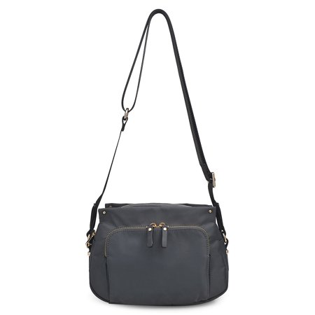 Wanderer Crossbody Bag (Jessica Simpson Handbags Black)