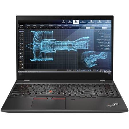 Lenovo ThinkPad P52s Mobile Workstation Ultrabook Laptop (Intel 8th Gen i7-8550U 4-core, 16GB RAM, 2TB HDD, 15.6