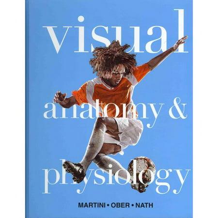 Visual Anatomy Physiology With Masteringap Laboratory