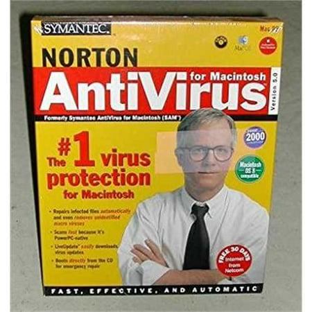 Norton Antivirus Version 5 0 For Macintosh