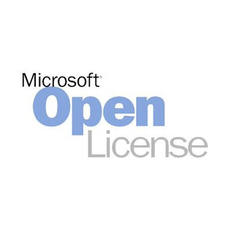 Microsoft Project Server   License   Software Assurance   1 User Cal   Open License   Win   Single Language