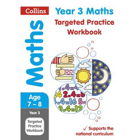 Collins Ks2 Sats Revision And Practice Year 3 Maths Targeted