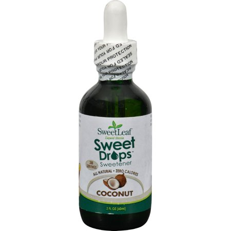 Sweet Leaf Liquid Stevia - Coconut - 2Ounce