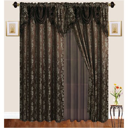 Astoria Grand Loyd Floral Room Darkening Thermal Rod