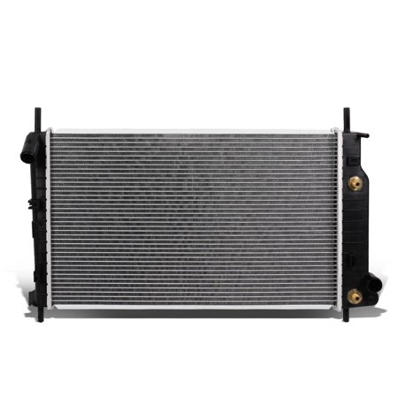 2002 Ford Escort Radiator (For 1995 to 2002 Ford Contour / Mercury Cougar / Mystique 2.0L / 2.5L AT OE Style Aluminum Radiator DPI 1719 96 97 98 99 00)