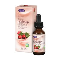 Life Flo, Pure & Organic Cold Pressed Rosehip Seed Oil, Skincare, 1oz