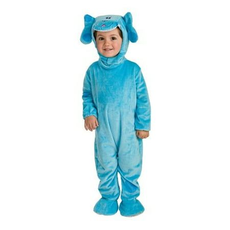 Rubies Blue's Clues Child Costume, Small](Blues Clues Costume)