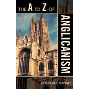 The A to Z of Anglicanism - eBook