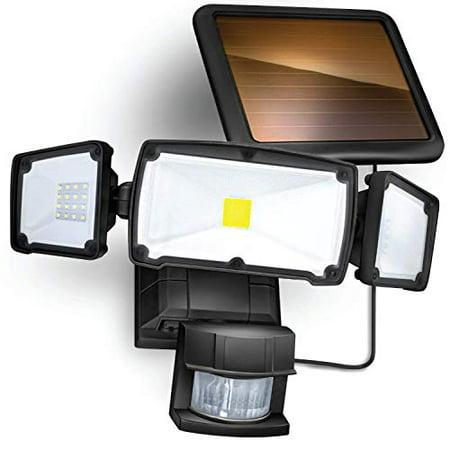 Home Zone Security Solar Motion Sensor, Motion Sensor Lamp Outdoor