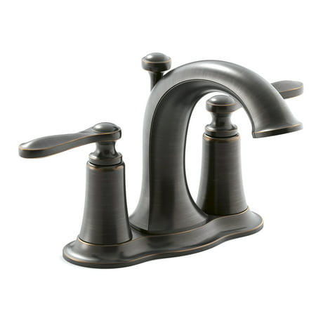 Kohler R45780 4d1 2bz 4 Oil Rubbed Bronze Linwood Two Handle