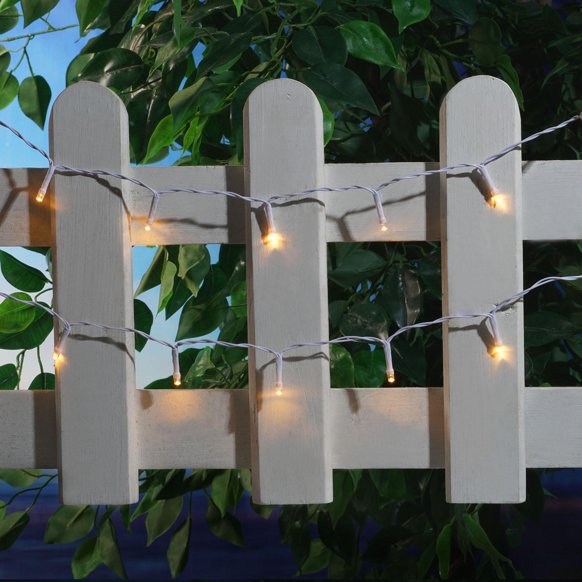 Mainstays Solar 50ct Led Mini Lights