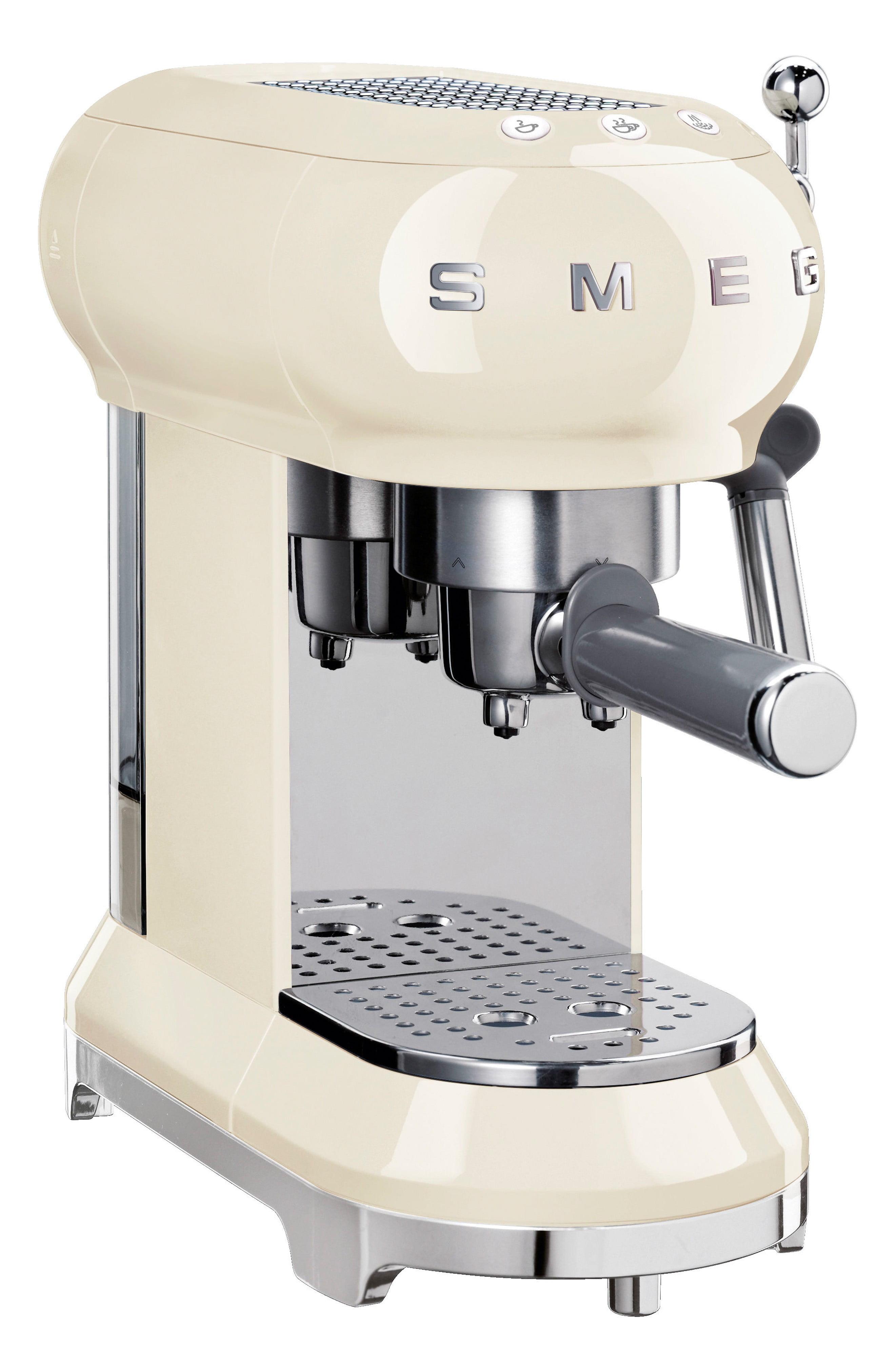 SMEG USA Espresso Machine Cream by SMEG USA