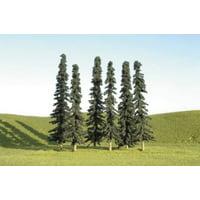 """Scenescape 8""""-10"""" Conifer Trees (3/pk)"""