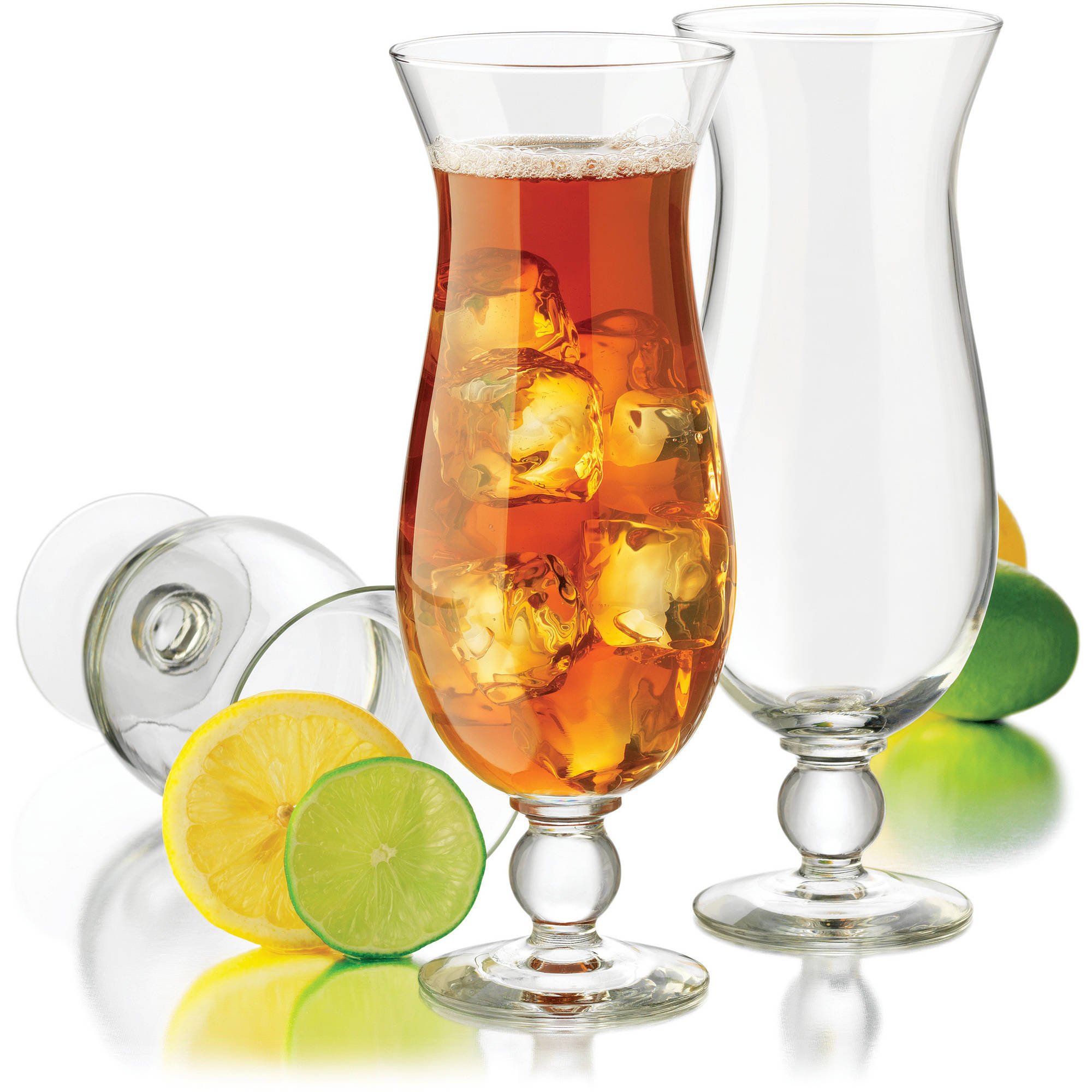 Libbey 6pc Cool Cocktails Hurricane Glasses by