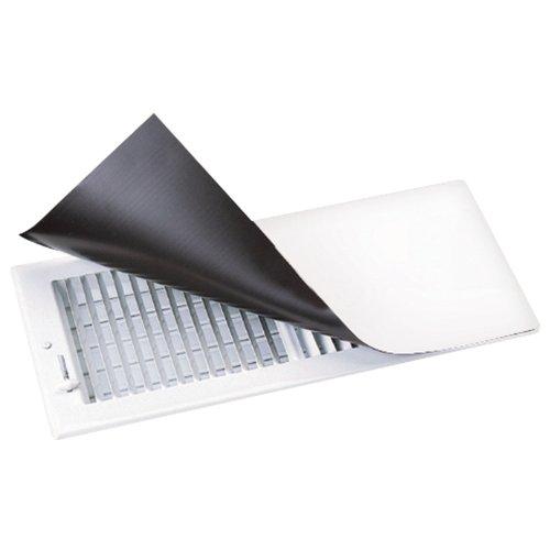 Deflecto VENMVCX512W MVCX512 Magnetic Vent Covers 5 X 12 3-pk