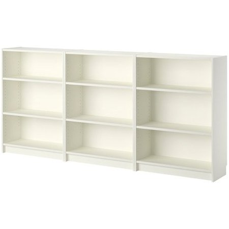 Ikea BILLY Bookcase, white 2382.52326.614 ()