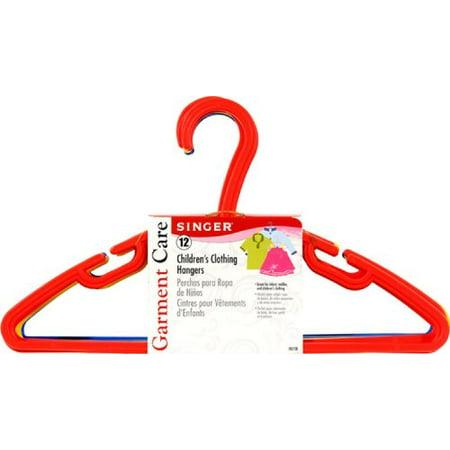 Singer Children's Hangers 12-Count 12 Children's clothing hangers