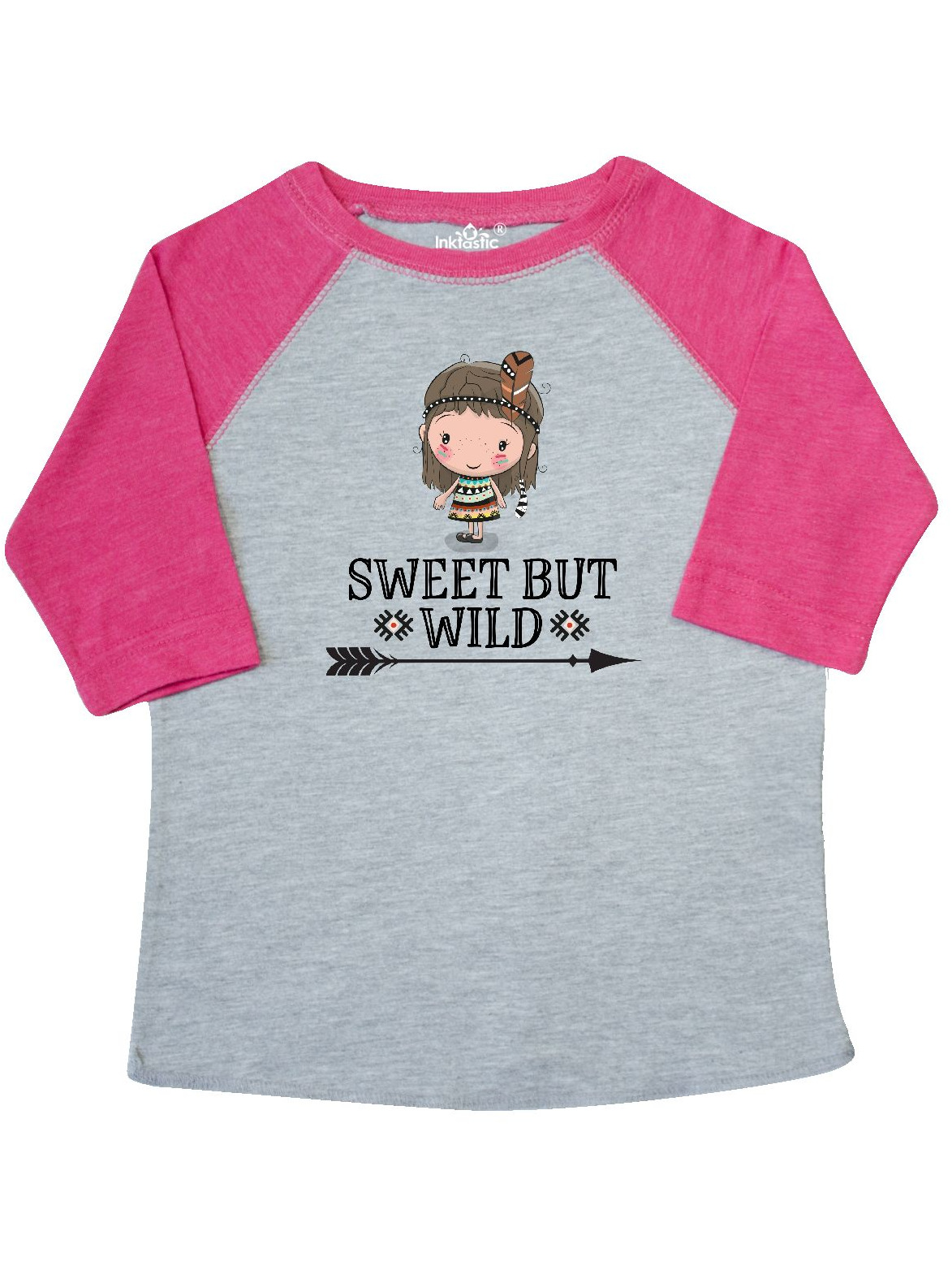 inktastic Tribal Arrow Native Themed Girl Toddler T-Shirt