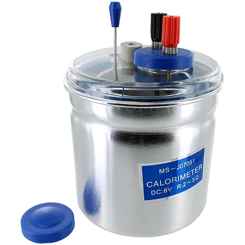 Electric Double Walled Calorimeter by