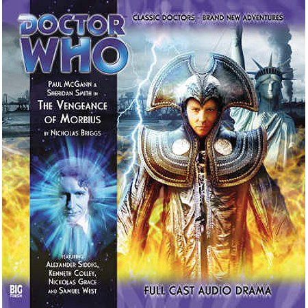 Vengeance of Morbius (Doctor Who) (Audio CD)