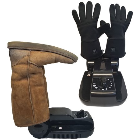 Thermogear Boot And Glove Air Dryer - Whisper Quiet - Safe & Steady 112°F