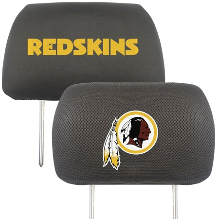 Washington Redskins Head Rest Cover - No Size