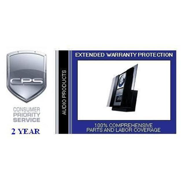 Consumer Priority Service AUD2-2500 2 Year Audio under $2 500. 00